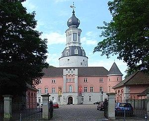 Principality of Anhalt-Zerbst - Image: Slot van Jever