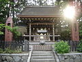 Small shrine in Imamiya shrine.JPG