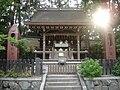 Small shrine in Imamiya shrine.JPG
