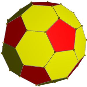 Small snub icosicosidodecahedron - Image: Small snub icosicosidodecahedro n convex hull