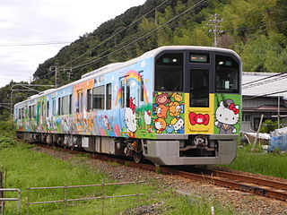 Smart BEST An experimental self-charging battery electric multiple unit (BEMU) train developed and built by Kinki Sharyo in Japan