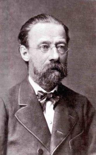 Bedřich Smetana - Bedřich Smetana, circa 1878