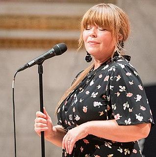 Solveig Slettahjell Norwegian jazz singer
