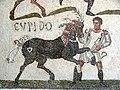Sousse mosaic circus horses Cupido.JPG