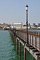 Southend-On-Sea pier (Longest pier in the world) (5791729132).jpg