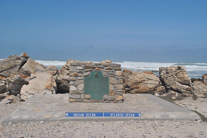Southernmost tip of Africa - L'Agulhus