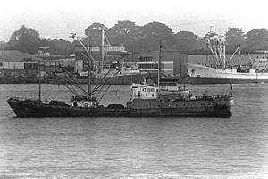 Soviet trawler (KT-0292) in 1979.JPEG