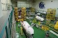 Soyuz TMA-10M spacecraft integration facility 2.jpg