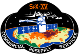 SpaceX CRS-15 Patch.png