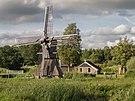 """Spinnekop molen """"De Wicher"""" in de Weerribben 1.jpg"""