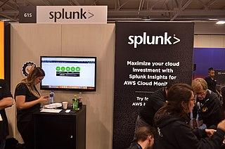 Splunk American technology company