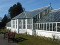 Spring greenhouse at Worden Hall - geograph.org.uk - 140741.jpg