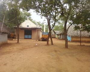 Sri Lankan Tamils in India - Rajapalayam refugee camp