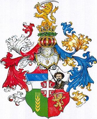 Srpska Crnja - Image: Srpska crnja grb