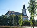 Srpska pravoslavna crkva, Kumane, Novi Bečej 03.jpg
