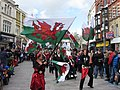 St. David's Day parade, Cardiff - geograph.org.uk - 3867286.jpg