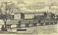 St. Johannes Stiftelsen, set fra Østersøgade, 1885.png