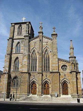 St. Joseph Cathedral (Columbus, Ohio) - Image: St. Joseph's Cathedral, Columbus