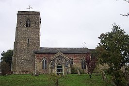 St. Mary the Virgin, Sweffling - geograph.org.uk - 119475.jpg