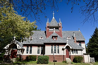 St. Pauls Episcopal Church (Harlan, Iowa) United States historic place