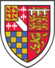 St Edmund's College arms