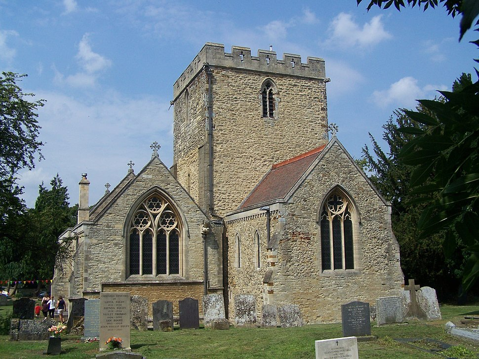St Botolph, Barton Seagrave - geograph.org.uk - 2548217