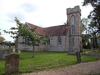 St Helens Church, St Helens, Isle of Wight Church