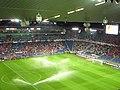 St Jacobs Park, Basel ( Switzerland vs England ) 01.jpg