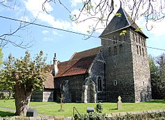 St Mary's Church, Corringham, Essex.jpg
