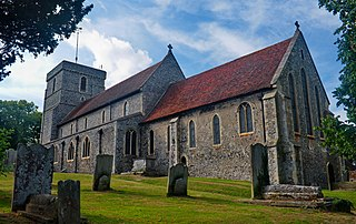 Eastry village in the United Kingdom