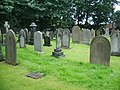 St Michael's Church, Croston, Graveyard - geograph.org.uk - 941532.jpg