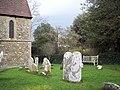 St Stephen's Church, North Mundham - Churchyard - geograph.org.uk - 349623.jpg