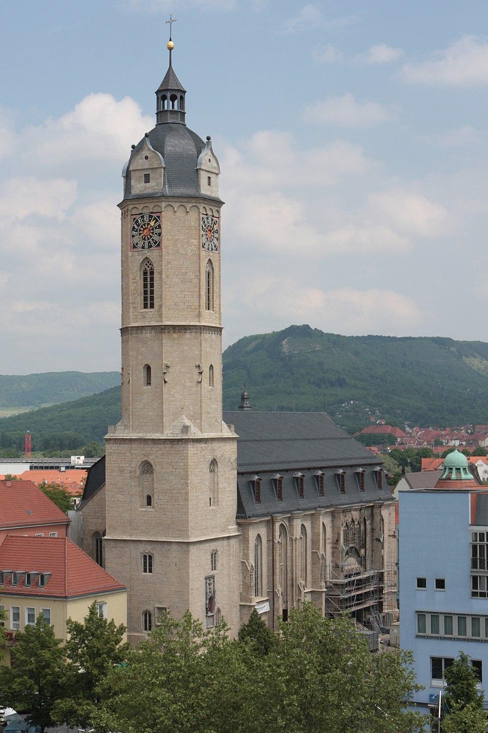 Stadtkirche St. Michael in Jena 2008-05-24