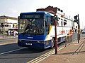 Stagecoach bus 52410 Volvo B10M Plaxton Premiere Interurban P110 DCW in Blackpool 17 April 2009.jpg