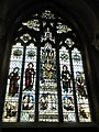 Stained glass windows within the Children's Chapel within Winchester Cathedral - geograph.org.uk - 1163040.jpg