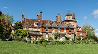 Standen Grade I listed historic house museum in Mid Sussex, United Kingdom