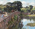 Stanhope Forbes - Evening on the Bridge 1937.jpg