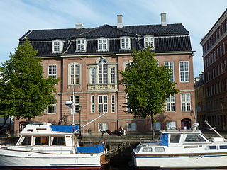 Stanley House, Copenhagen