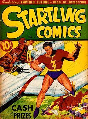 Kin Platt - Image: Startling Comics 2
