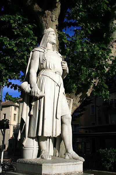 Fichier:Statue-RambaudII-ORANGE.jpg