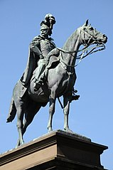 Statue of Godfrey, First Viscount Tredegar