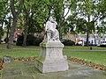 Statue of Sarah Siddons, Paddington Green (geograph 2609342).jpg