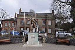 Statue of Thomas Paine - geograph.org.uk - 1752672