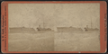 Steamer Amerique and another steamer, from Robert N. Dennis collection of stereoscopic views.png