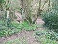 Steep drop, Sagles Spring - geograph.org.uk - 740238.jpg