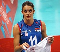 Azerbaijan Grand Prix >> Stefana Veljković - Wikipedia