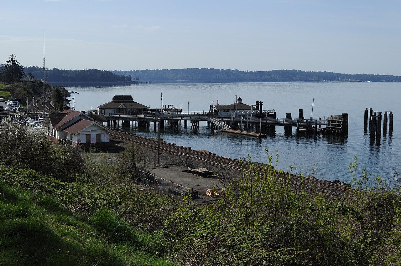 Washington State Ferry Anacortes To San Juan Island