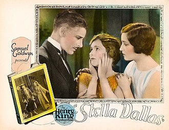 Stella Dallas (1925 film) - Lobby card