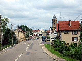 Stenay Commune in Grand Est, France