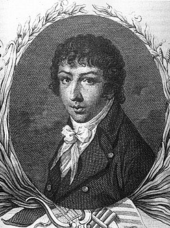 Stephen Storace British composer